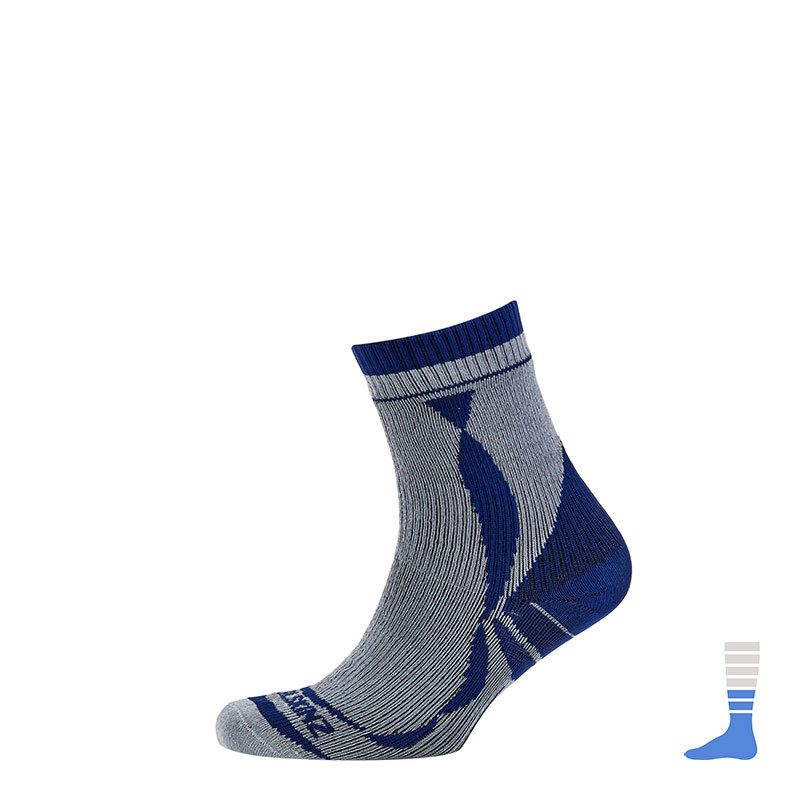 Носки мембранные SealSkinz Thin Ankle Length Sock