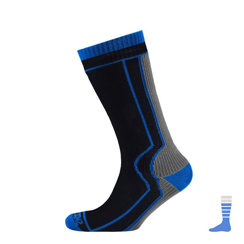 Термоноски мембранные SealSkinz Thick Mid Length Sock