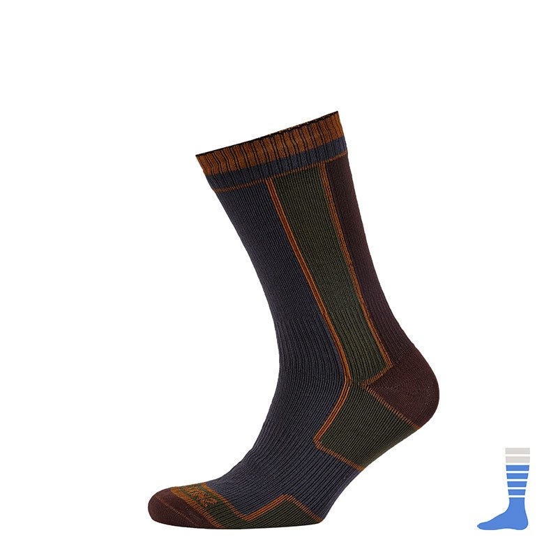 Термоноски мембранные SealSkinz Walking Sock