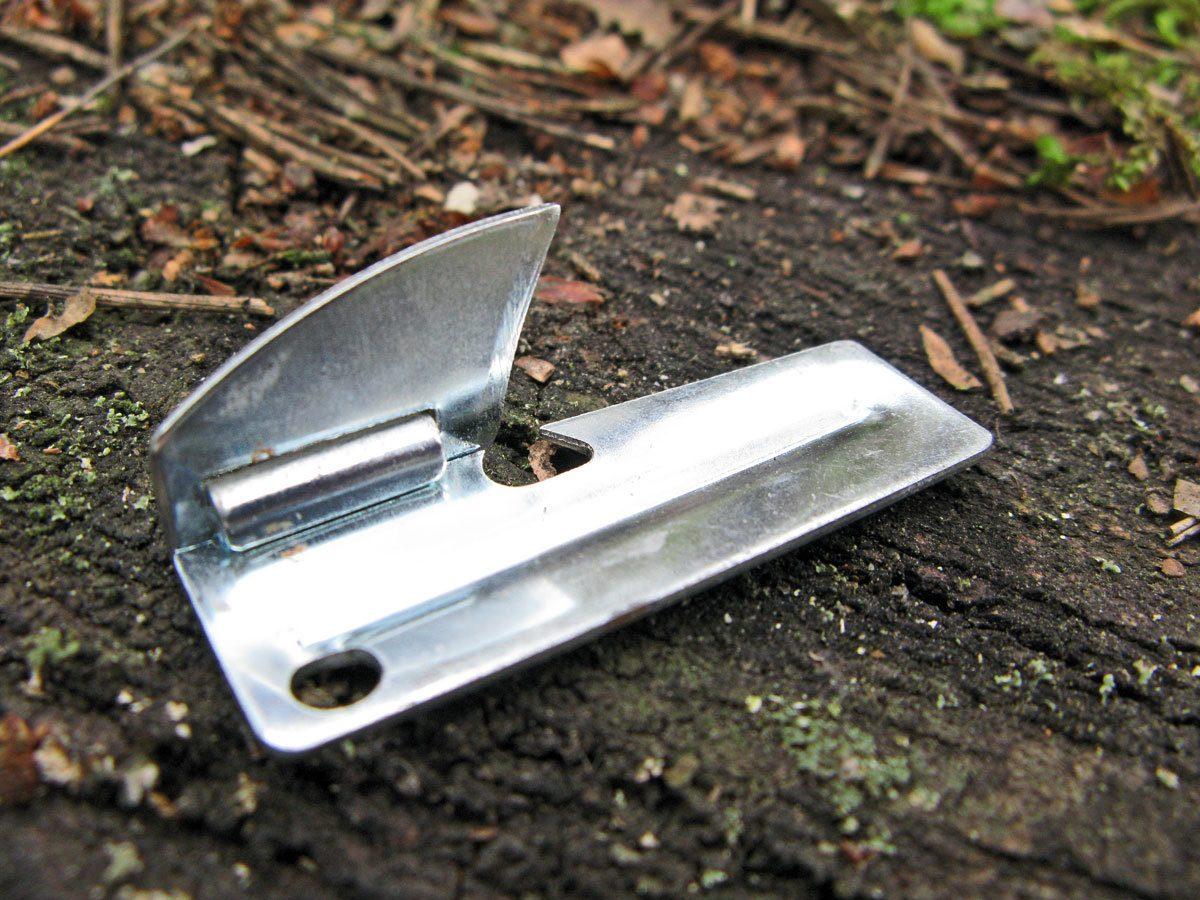 Консервный нож малый Консервные ножи Посуда, термосы и походная кухня Интернет-магазин туристического снаряжения в СПб - ПИК-99