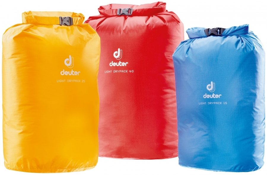 Гермосумка Deuter Light Drypack 15 л