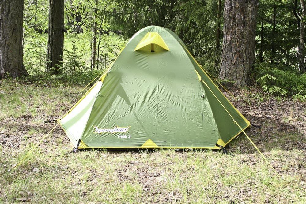 Палатка туристическая ДЖОЙ-3А-плюс <ПИК-99+Rockland >