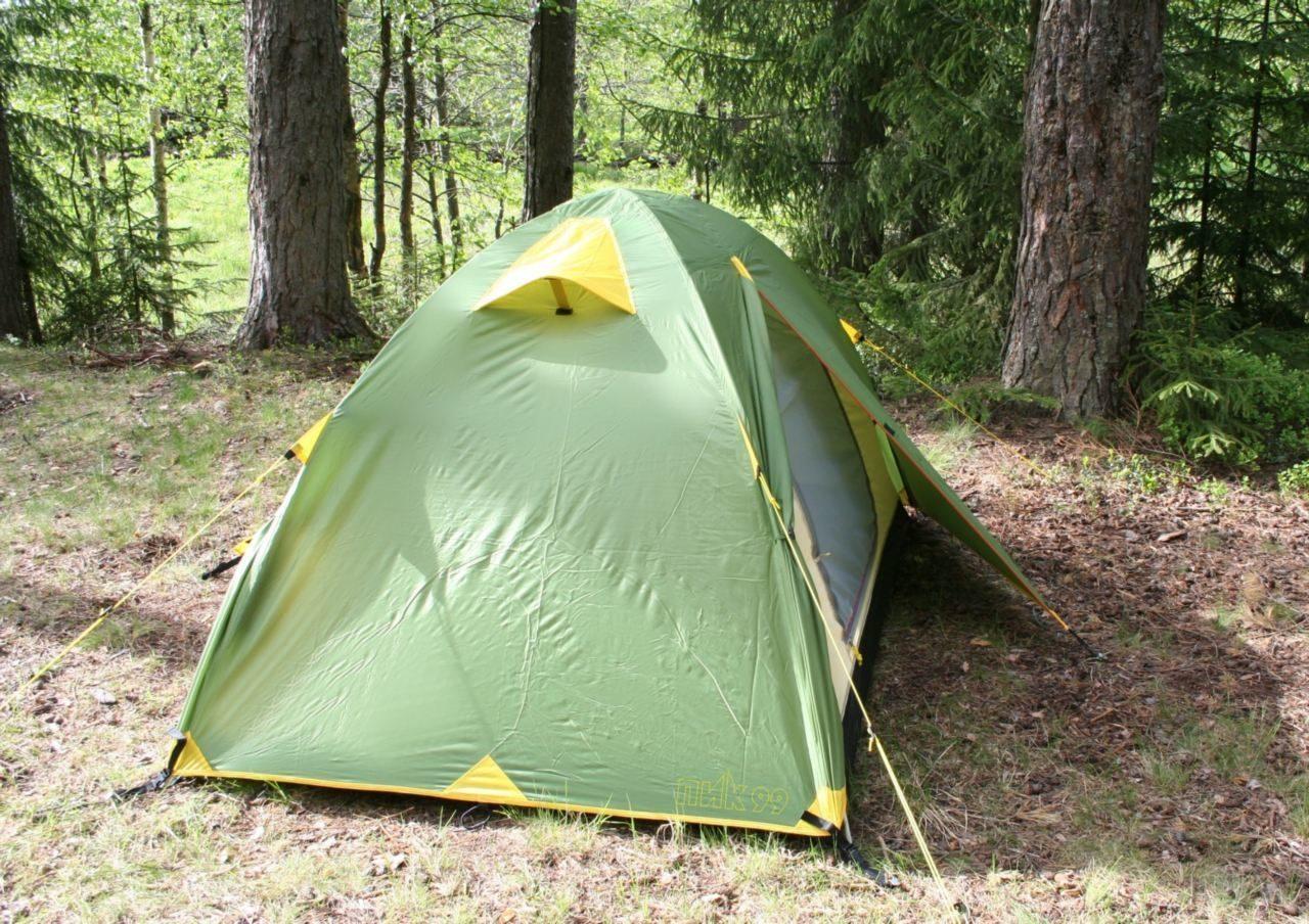 Палатка туристическая ДЖОЙ-4Д-плюс <ПИК-99+Rockland >