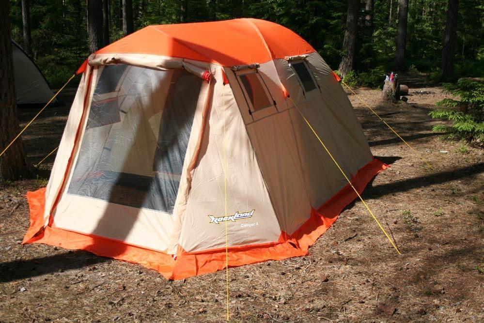 Палатка кемпинговая RockLand CAMPER-5