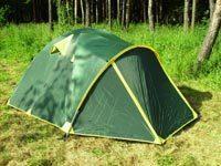 Палатка туристическая ЕЖ-4А <ПИК-99+Rockland >
