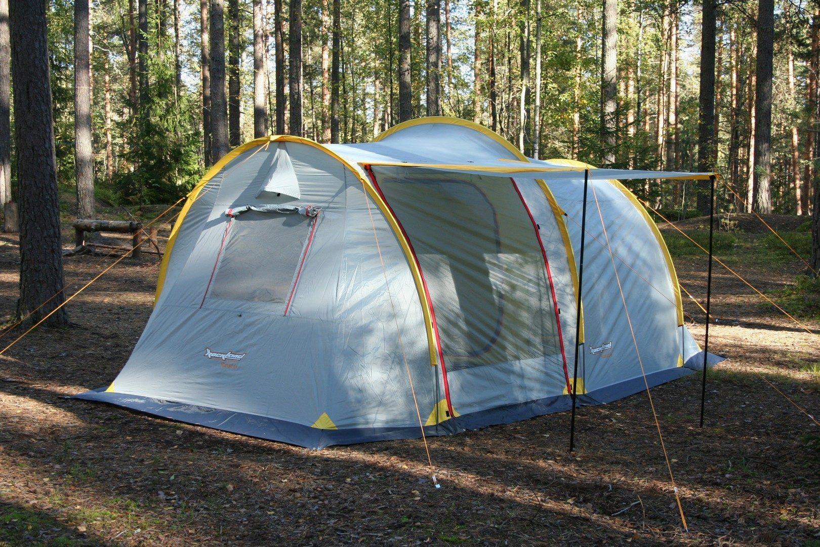 Палатка кемпинговая RockLand NOMAD (4+1)