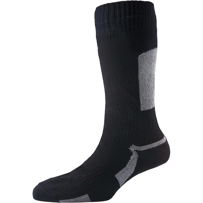 Носки мембранные SealSkinz Thin Mid Length Socks