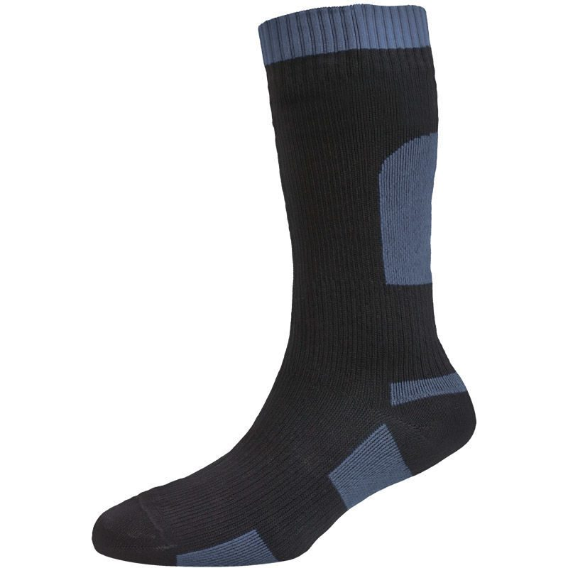 Термоноски мембранные SealSkinz Mid Weight Mid Length Socks