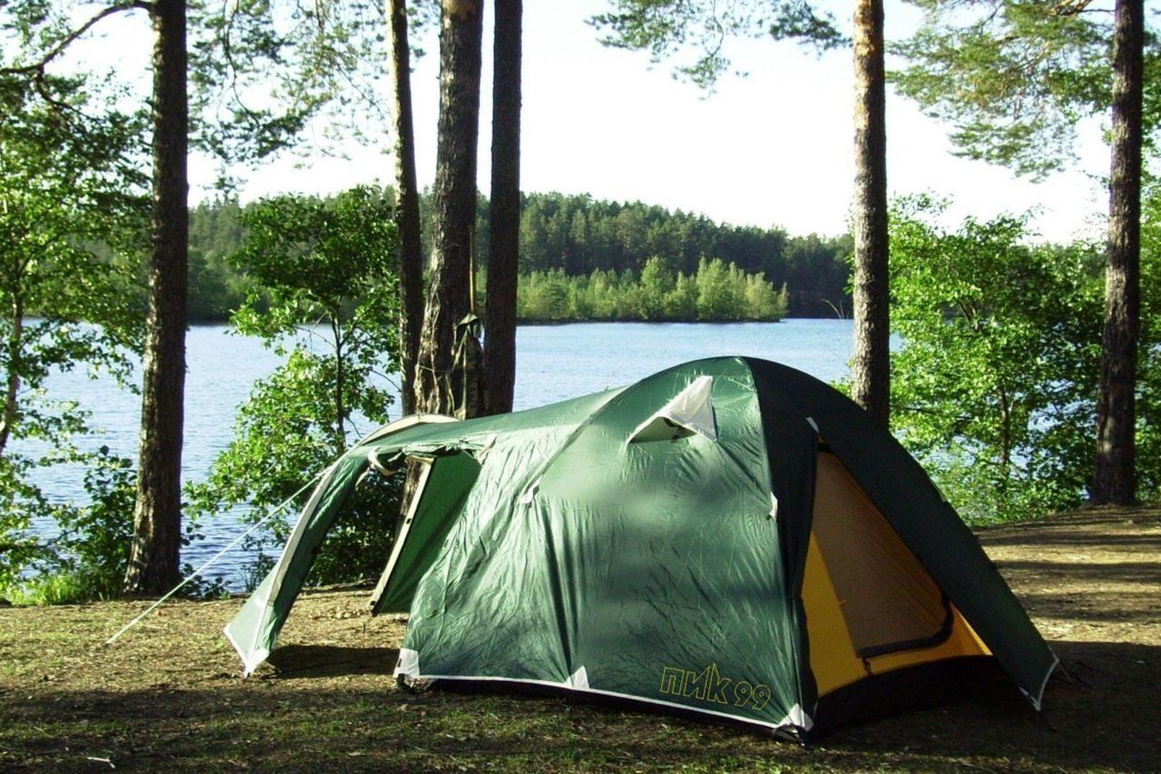 Палатка туристическая RockLand Discoverer 3+