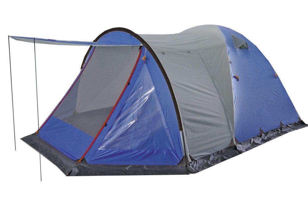 Палатка кемпинговая RockLand LAGUNA-4-плюс