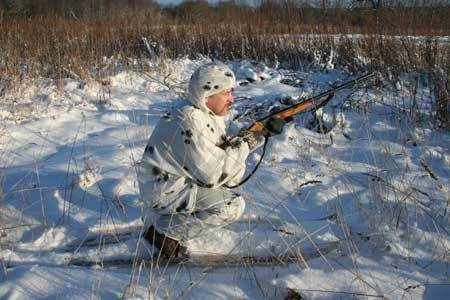 Маскировочные Костюмы Для Охоты Зимой