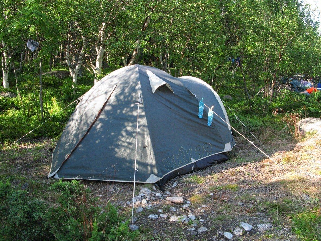 Палатка туристическая RockLand Pamir 3