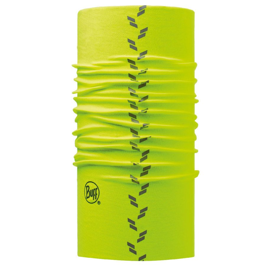 Бандана BUFF REFLECTIVE R-YELLOW FLUOR