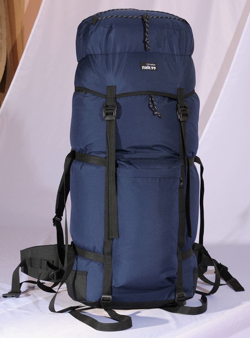 Рюкзак пик-99 соло-80-л ограничение объема в рюкзаке