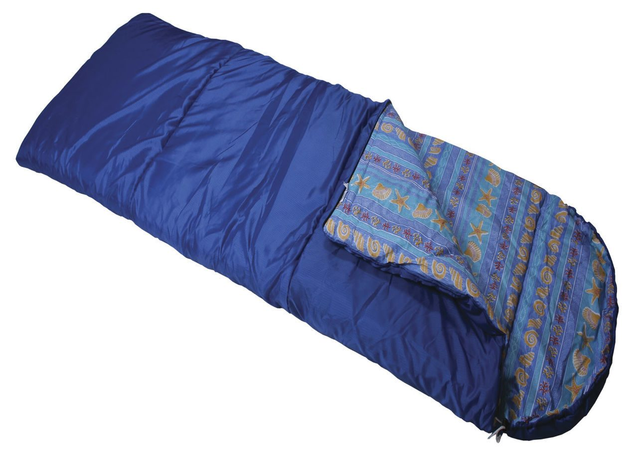 Спальник из одеяла