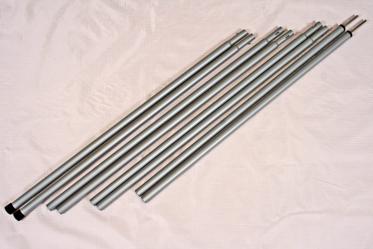 Стойки для тентов и палаток Tramp h=220 см (сталь)