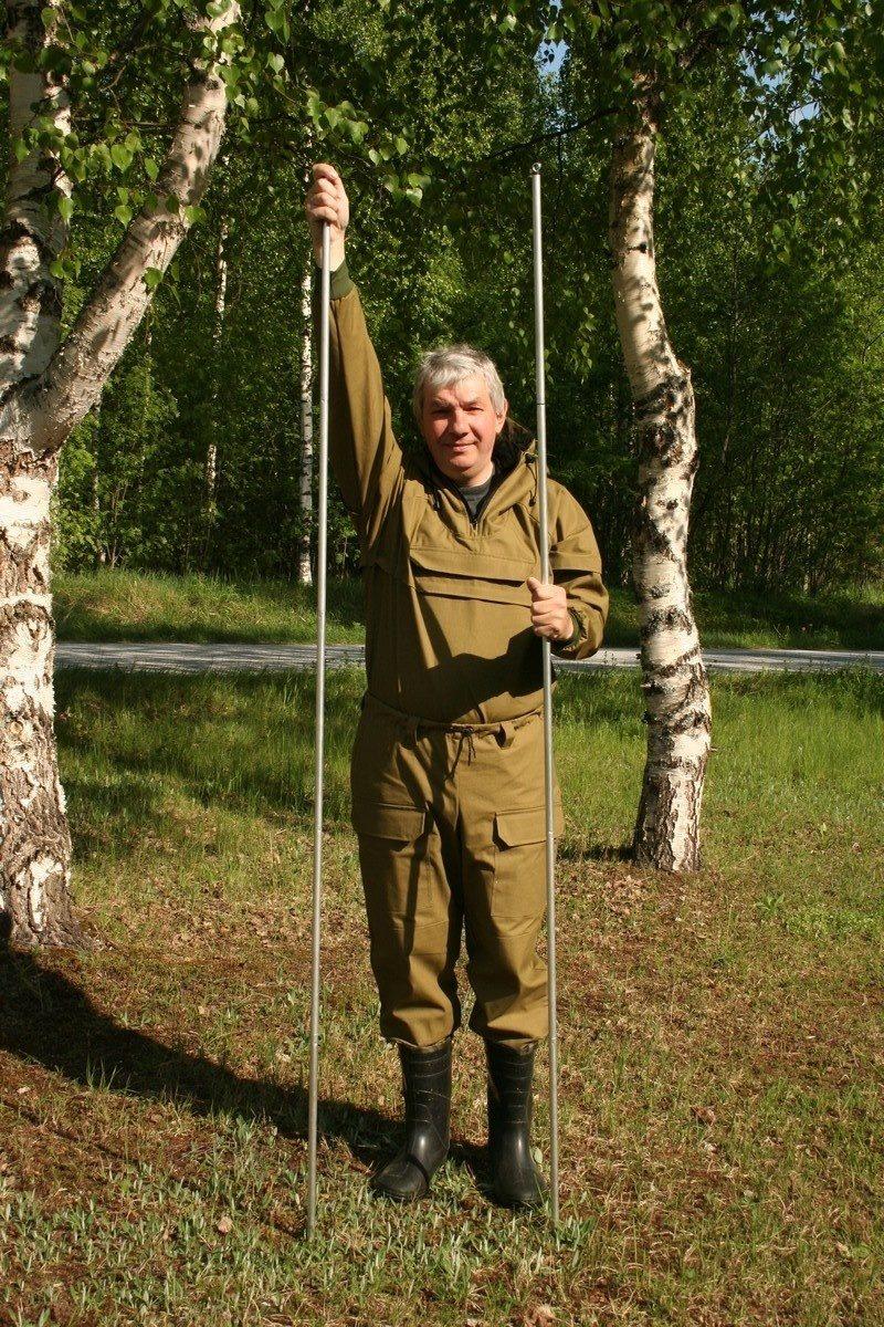 Стойки для тентов и палаток ПИК-99 h=210 см...